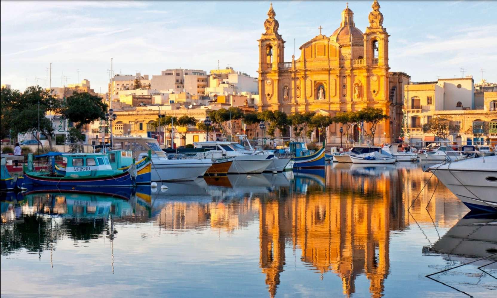 Malte la valette arts et voyages for Appart hotel etranger